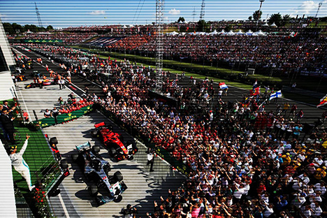 Hungarian Formula One Grand Prix 2020 - Home (Hungaroring